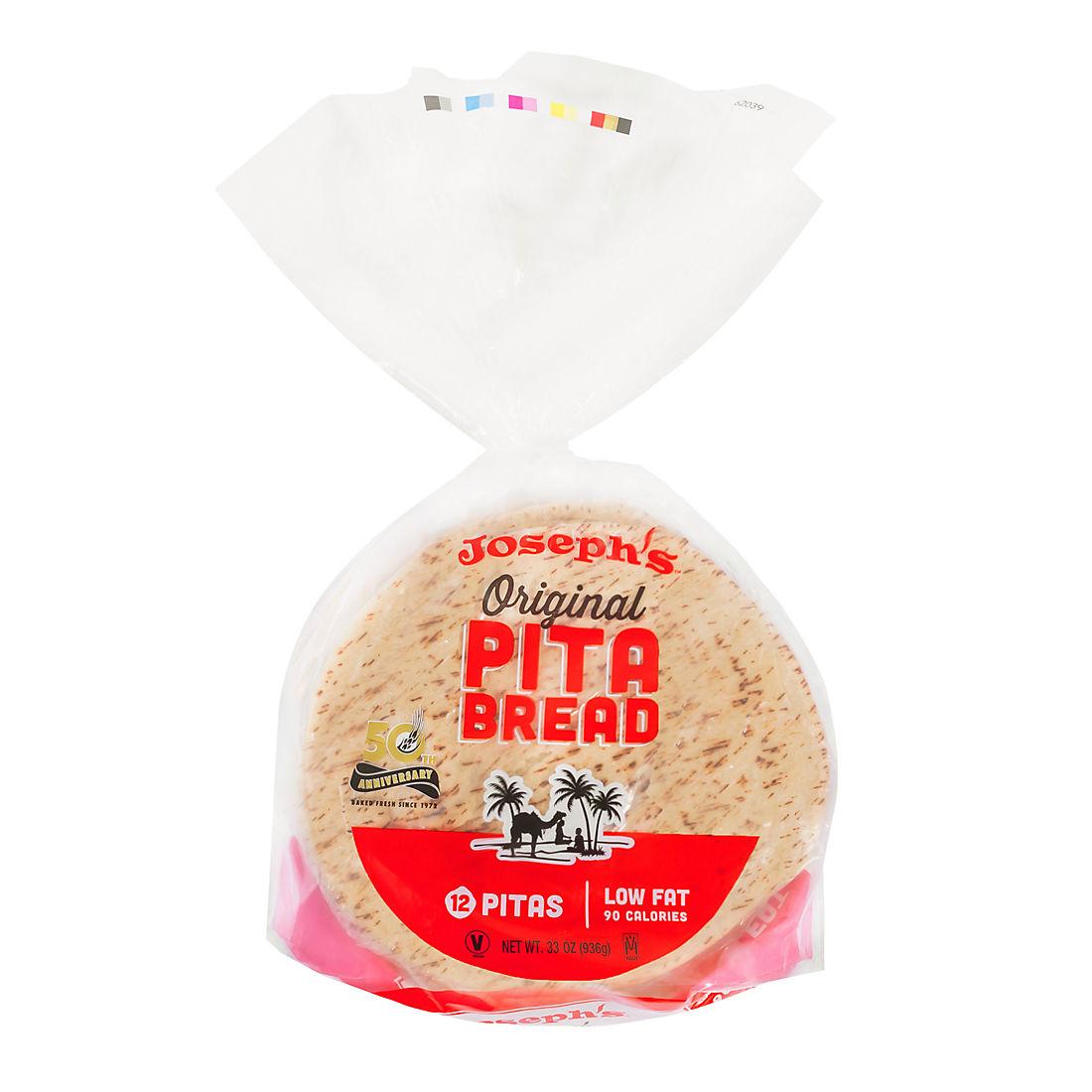 Pita Bread, 12 ct. - BJs WholeSale Club