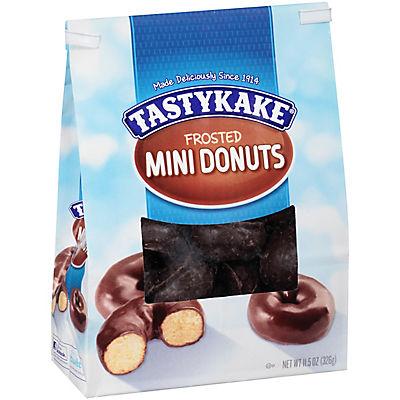 Tastykake Frosted Mini Donuts, 11.5 oz.