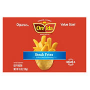 Ore-Ida Steak Fries, 6 lbs.