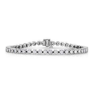 Amairah 4.00 ct. t.w. Diamond Tennis Bracelet in 14k White Gold