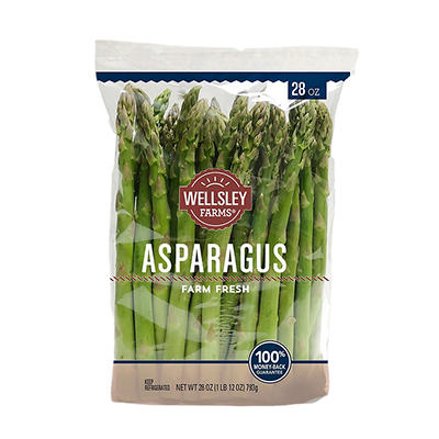 Wellsley Farms Asparagus, 28 oz.
