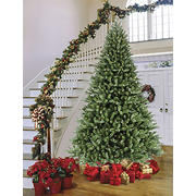 Sylvania 9' One-Plug Color Changing LED Tree