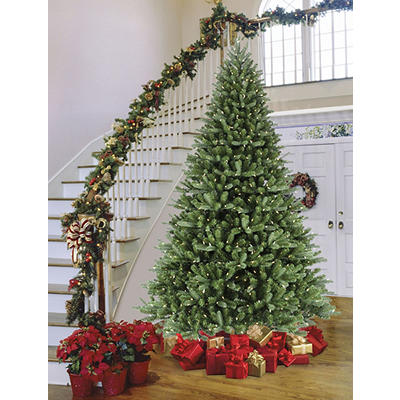 Artificial Christmas Trees 9 Ft And Over