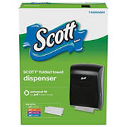 Scott Universal Folded Towel Dispenser