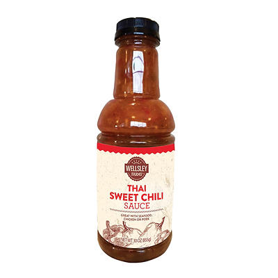 Wellsley Farms Thai Chili Sauce, 30 oz.