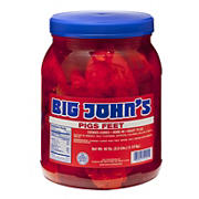 Big John's Pigs Feet, 40 oz.