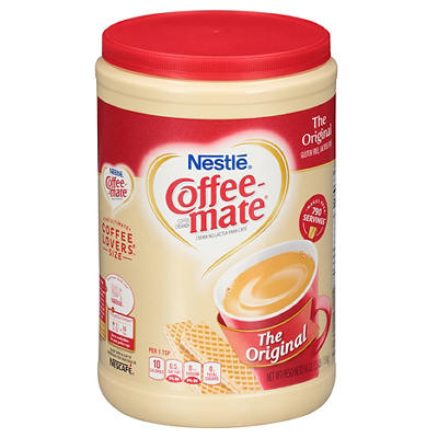 Nestle Coffee Mate Coffee Creamer, 56 oz.