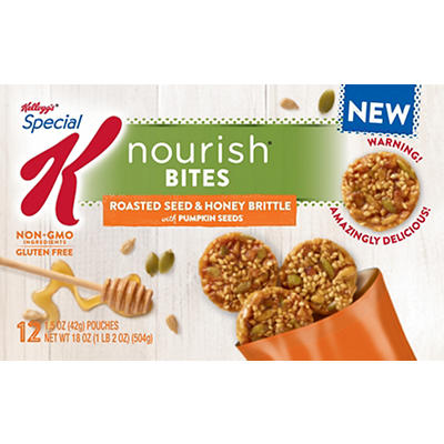 Special K Nourish Bites, 12 ct./1.5 oz.