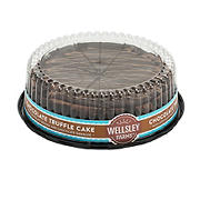 Wellsley Farms Chocolate Truffle Cake, 10""