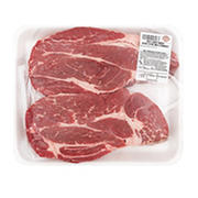 Wellsley Farms USDA Choice Beef Boneless Under Blade Chuck Steak, 2.75-3.25