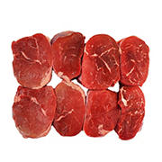 USDA Choice Beef Chuck Mock Tender Steak, 3.25 - 3.75 lbs.