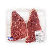 Wellsley Farms USDA Choice Bottom Round Steak Round, 2.75-3.25