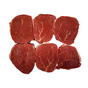 USDA Choice Beef Round Eye of Round Steak, 3.25-3.75 lbs.