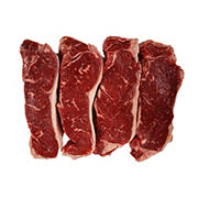 Wellsley Farms Strip Loin Steak, 2.75-3.25 lb