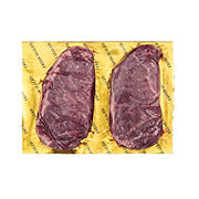 Wellsley Farms Beef Loin Strip Steak, 1.5-2 lb
