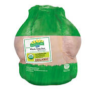 Harvestland by Perdue Organic Whole Chicken, Approx. 5 lbs.