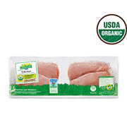 Harvestland by Perdue Organic Boneless Chicken Breast, 2.5-3.25 lb