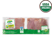 Harvestland by Perdue Organic Boneless Chicken Thighs, Approx. 3 lbs.