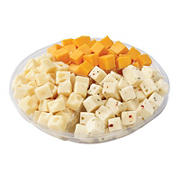 Wellsley Farms Cheese Cube Party Tray, 48 oz.