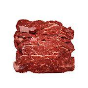 USDA Choice Beef Sirloin Flap Meat Steak Tips, 2.75-3.25 lbs.