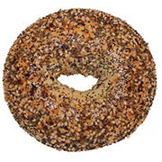 Wellsley Farms Everything Bagels, 6 ct.