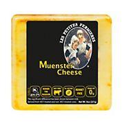 Les Petites Fermieres Muenster Cheese, .75-1.25 lb.