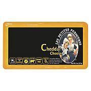 Les Petites Fermieres Cheddar Cheese, .75-1.25 lb.