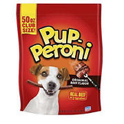 Pup-Peroni Original Beef Flavor Dog Snacks, 50 oz.