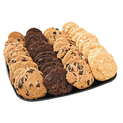 Wellsley Farms Assorted Cookie Platter, 48 ct.