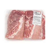 Wellsley Farms Fresh Boneless Pork Loin Rib End Roast, 3.75-4.25 lb