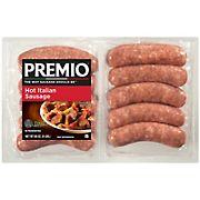 Premio Hot Italian Sausage, 5 lbs.