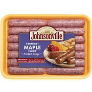 Johnsonville Vermont Maple Sausage Links, 14 ct./2.25 lbs.