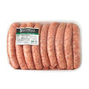 Gianelli Sweet Italian Pork Sausage, 2.5 - 3.5 lbs.