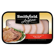 Smithfield Fully Cooked Smoked Bone-In Center Cut Pork Loins, 1.6 - 2 lbs.