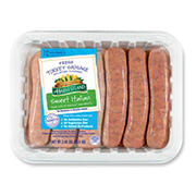 Harvestland All Natural Sweet Italian Turkey Sausage