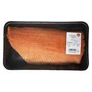 Wellsley Farms Skinless Atlantic Salmon Fillets, 2.5-3.5 lbs.