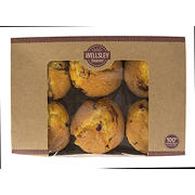 Wellsley Farms Cranberry Orange Muffins, 6 ct.