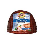 Hatfield Boneless Half Ham, Natural Juice, 3.75-4.75 lbs.