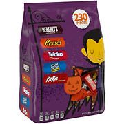 Hershey's Snack Size Assorted Candy, 68.96 oz.