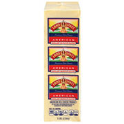 Land O'Lakes White American Premium Sliced Deli Cheese, Price Per Pound