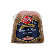 Cooked Peppered Ham, 0.75-1.25 lb Standard Cut