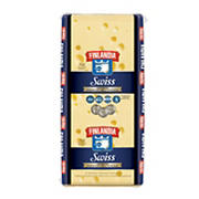 Finlandia Swiss Cheese, 0.75-1.25 lb Standard Cut