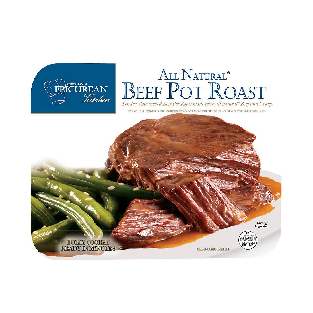 Epicurean Kitchen Pot Roast