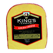Kings Choice Gouda Cheese - Price Per Pound