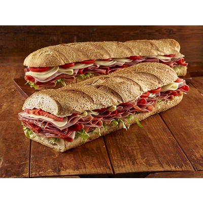 Wellsley Farms 3' Italian Hero Sub