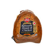 Dietz and Watson Rotisserie Style Chicken Breast, 0.75-1.25 lb Standard Cut