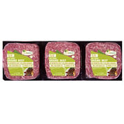 Good Nature 85% Ground Beef Patties, 3 ct.