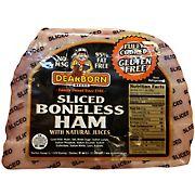 Dearborn Brand Sliced Boneless Ham, 2 - 3 lbs.