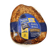 Perdue Golden Brown Pan Roasted Turkey Breast - Price Per Pound