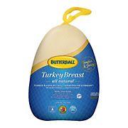 Butterball Frozen Turkey Breast, 5.25-6.75 lbs.